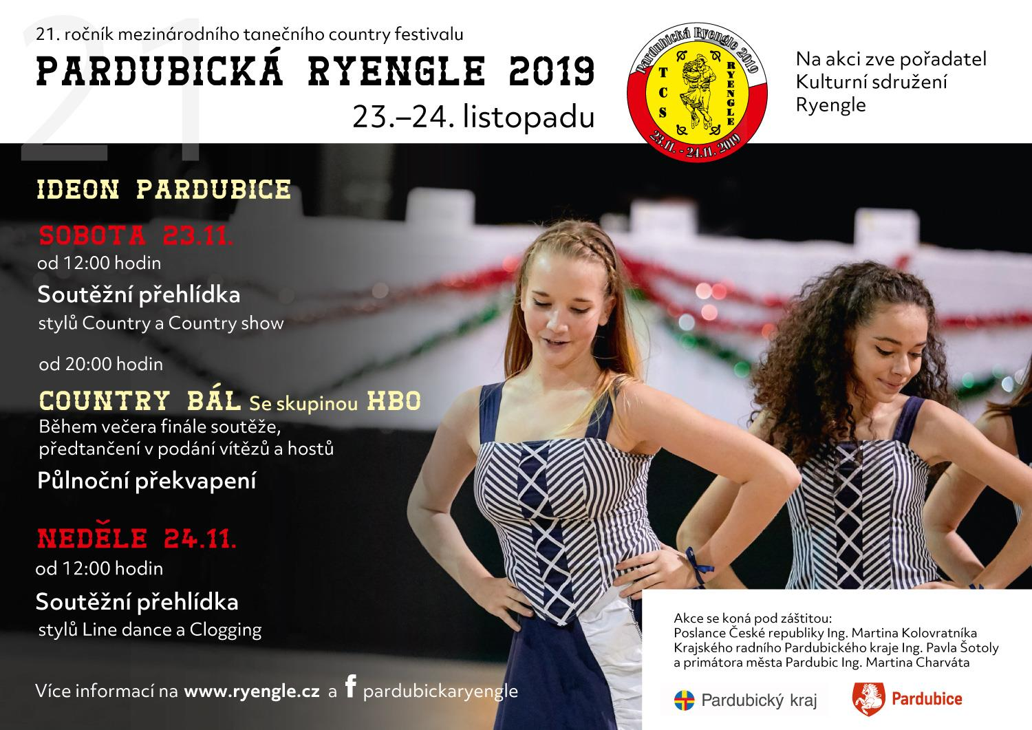 Parubická Ryengle